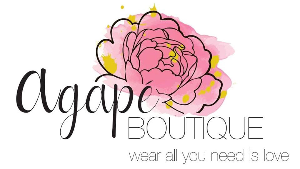 agape boutique logo