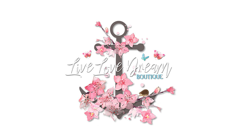 live love dream boutique logo