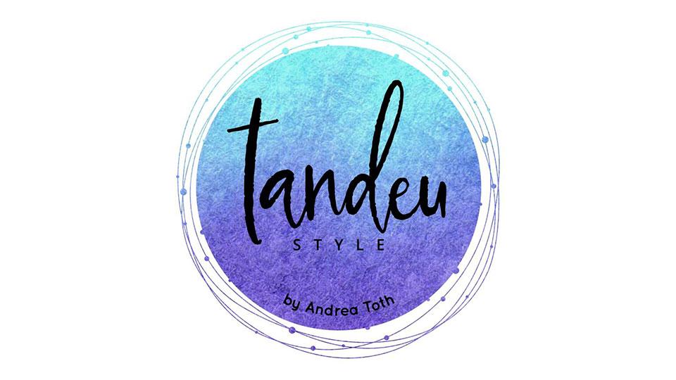 tandeu style logo